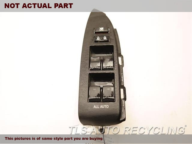 2015 Toyota Prius Door Elec Switch. MASTER WINDOW SWITCH 84040-60160