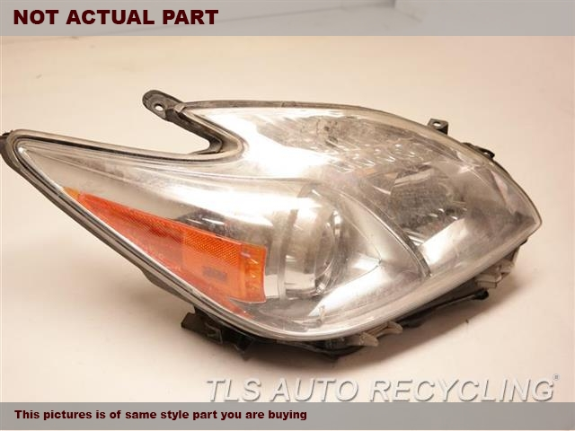 2015 Toyota Prius Headlamp Assembly SCRACHES RH,HALOGEN,HEADLAMP