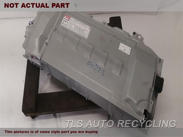 2016 Toyota Prius Battery. (HYBRID BATTERY), PRIUS CHECK ID