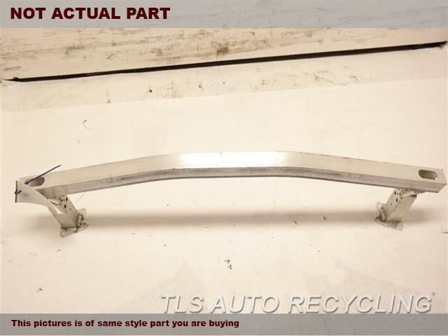 2016 Toyota Prius Bumper Reinforcement, Rear. PRIUS (VIN FU, 7TH AND 8TH DIGIT)