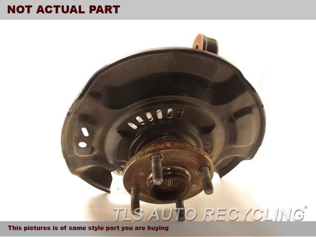 2018 Toyota Prius Spindle Knuckle, Fr  RH,PRIUS C ( VIN B3, 7TH AND 8TH DI