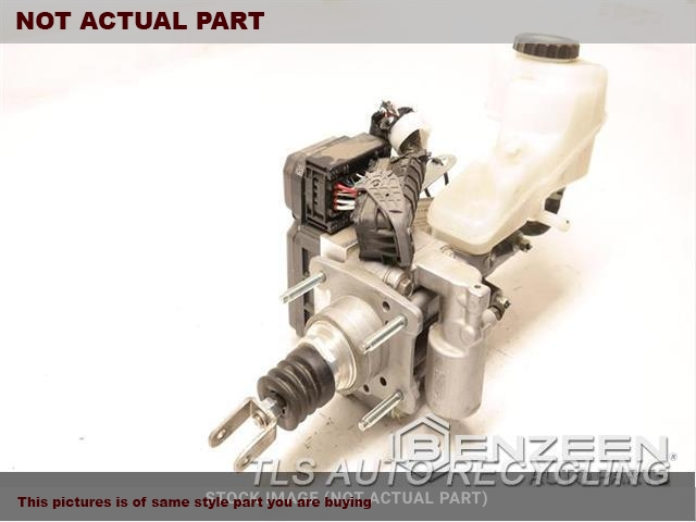 2018 Toyota Prius Abs Pump. (ACTUATOR AND PUMP ASSEMBLY), PRIUS