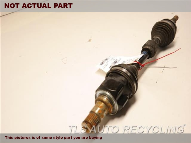 LH,(FRONT AXLE), PRIUS