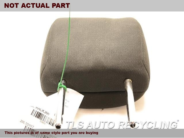 BLK,REAR CENTER HEADREST