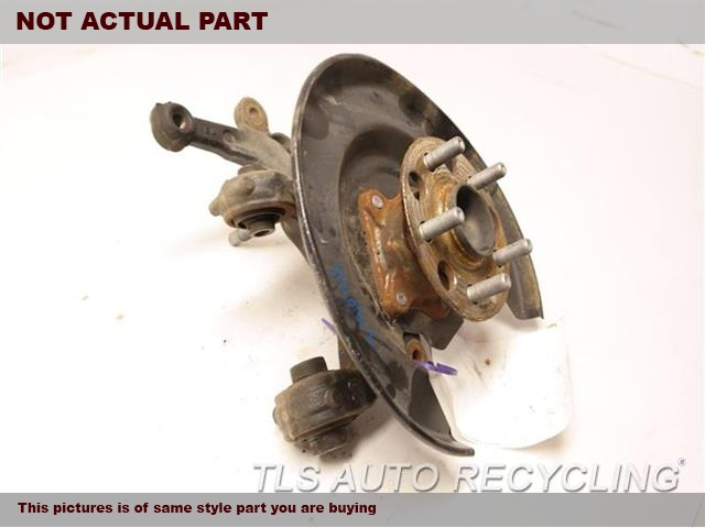 2016 Toyota Prius rear nuckle / stub axle. LH