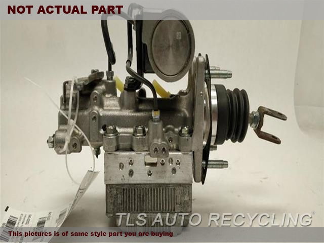 2015 Toyota PRIUS V Abs Pump. ACTUATOR AND PUMP ASSEMBLY, PRIUS V