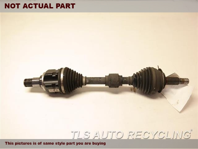 LH,FRONT AXLE, PRIUS V
