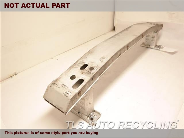 2012 Toyota PRIUS V Bumper Reinforcement, Front. PRIUS V (VIN EU, 7TH AND 8TH DIGIT)