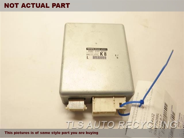 2012 Toyota PRIUS V Chassis Cont Mod. 89650-47411 STEERING CONTROL MODULE