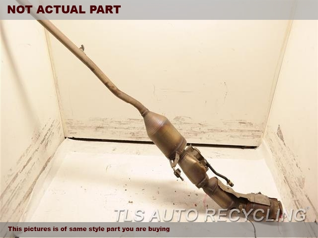 FRONT EXHAUST PIPE 17410-37550