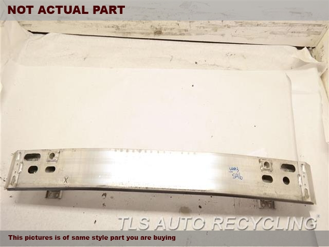 2013 Toyota PRIUS V Bumper Reinforcement, Front. PRIUS V (VIN EU, 7TH AND 8TH DIGIT)