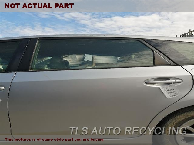 2012 Toyota PRIUS V Door Assembly, Rear side. 000,LH,GRAY,PW,PL