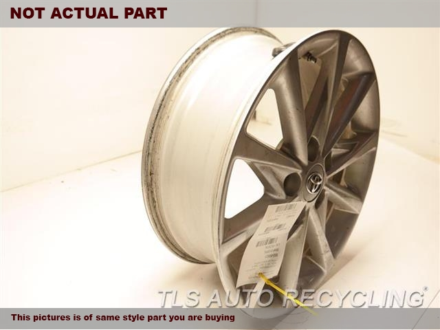 17X7 ALLOY WHEEL 10 SPOKE