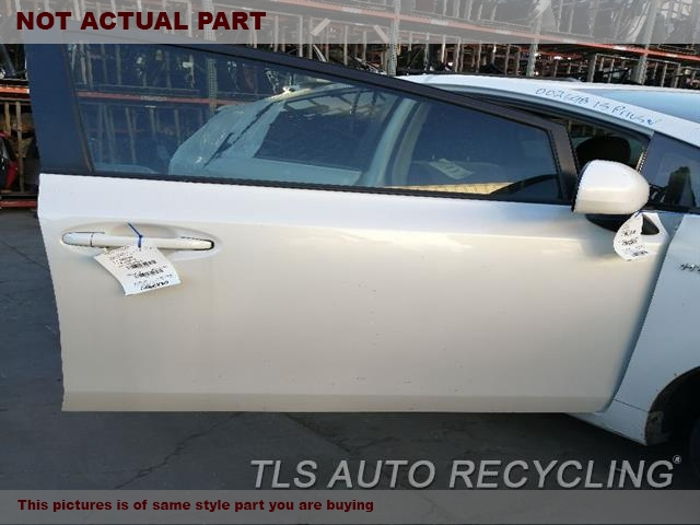 2013 Toyota PRIUS V Door Assembly, Front. 000,RH,SLV,PW,PL,PM