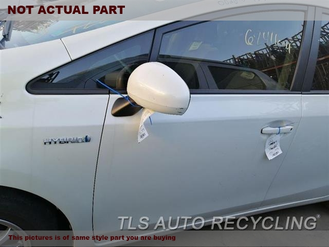 2013 Toyota PRIUS V Door Assembly, Front. 000,LH,SLV,PW,PL,PM