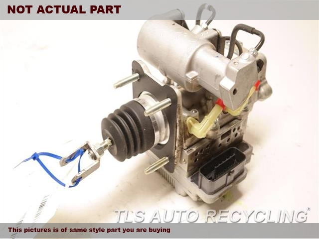 2014 Lexus CT 200H Abs Pump. ACTUATOR AND PUMP ASSEMBLY,CHECK ID
