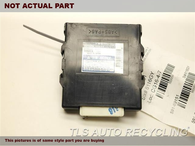 2007 Toyota RAV 4 Chassis Cont Mod. 89630-42020 TRANSFER CASE COMPUTER