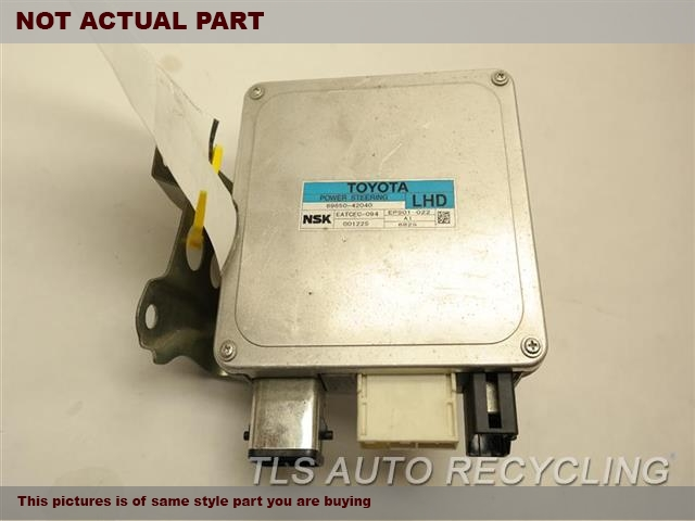 2007 Toyota RAV 4 Chassis Cont Mod. 89560-42040 POWER STEERING