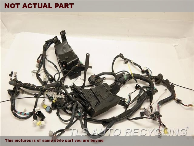 2007 Toyota RAV 4 Engine Wire Harness. 82121-42A20 ENGINE WIRE HARNESS