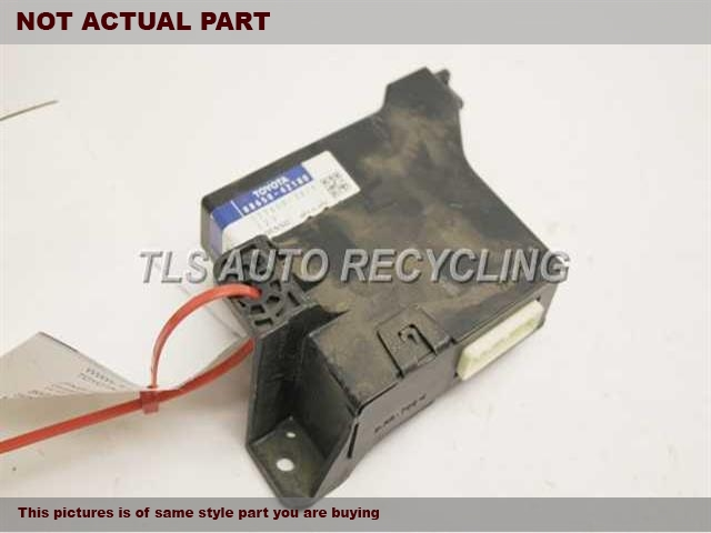 2007 Toyota RAV 4 Chassis Cont Mod. 88650-42180 TEMPERATURE CONTROL UNIT