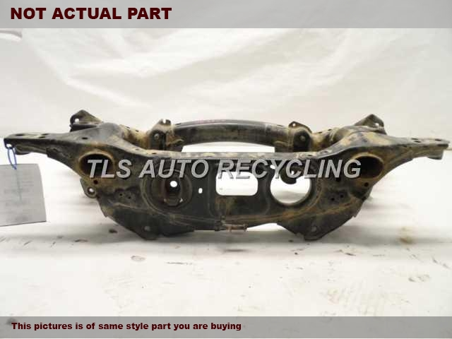 2007 Toyota RAV 4 Sub Frame. REAR CROSSMEMBER 51206-42050