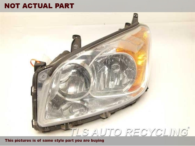 DRIVERS HEADLAMP ASSEMBLY