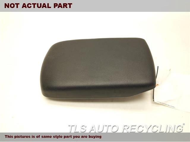 2016 Toyota RAV 4 Console front and Rear. BLACK CONSOLE LID 58905-0R030-C0