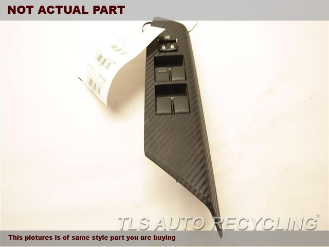 2016 Toyota Corolla Door Elec Switch. MASTER WINDOW SWITCH 84820-0R040