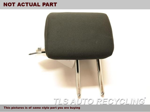 TAN REAR CENTER HEAD REST