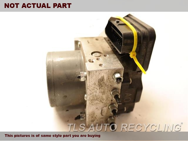 2018 Toyota RAV 4 Abs Pump. 44050-0R160(ACTUATOR AND PUMP ASSEMBLY)