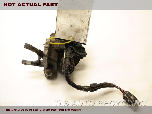 2003 Toyota Sequoia 4x4 Axle Actuator.  41400-34012FRONT DIFFERNTIAL 4x4 ACTUATOR