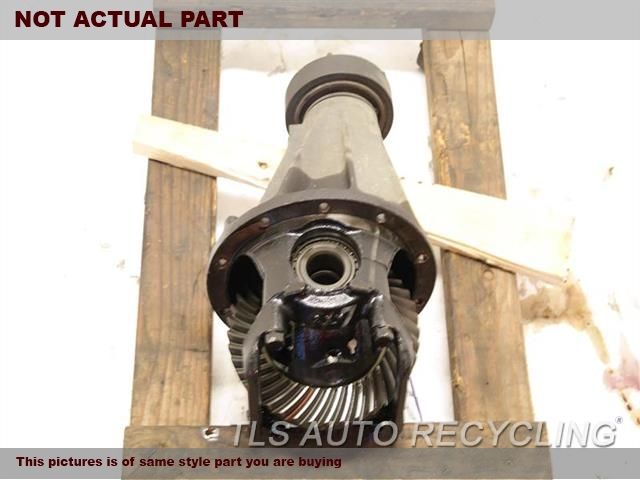 2006 Toyota Sequoia Rear differential Car Parts - TLS Auto Recycling