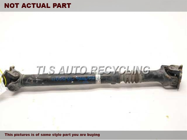 2003 Toyota Sequoia Drive Line, Front. FRONT DRIVE SHAFT 37140-0C040