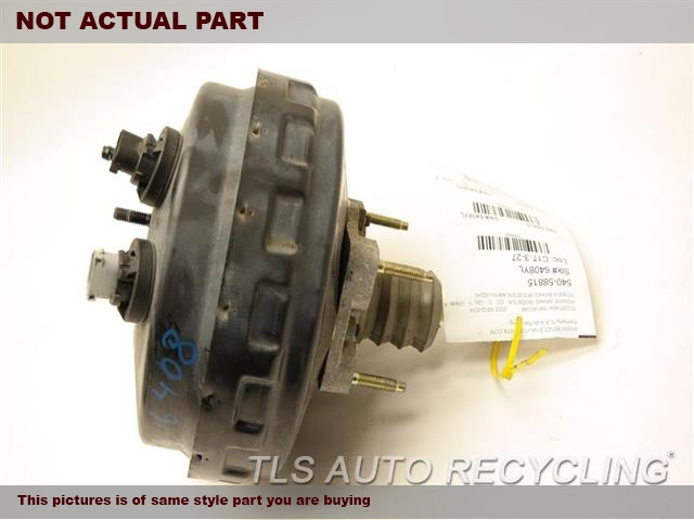2006 Toyota Sequoia Brake Booster.  (4.7L, 2UZFE ENGINE), SKID CONTROL