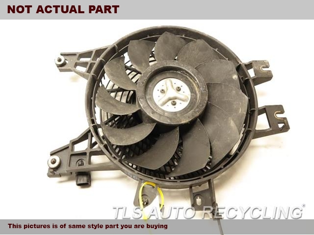 2003 Toyota Sequoia Rad Cond Fan Assy. 88453-0C010CONDENSER FAN ASSEMBLY 88454-0C010