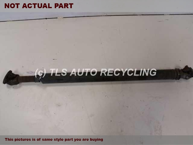 2003 Toyota Sequoia Drive Line, Rear. REAR DRIVE SHAFT 37110-34080
