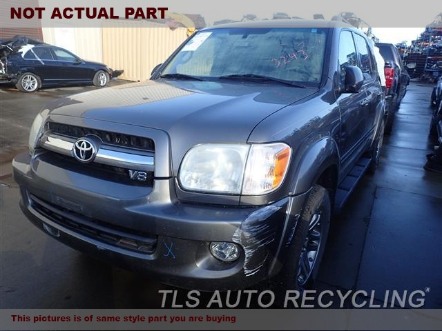 Used Oem Toyota Sequoia Parts Tls Auto Recycling