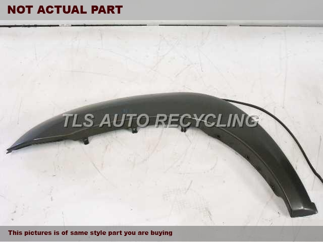 2006 Toyota Sequoia Fender Flare. RED,LH
