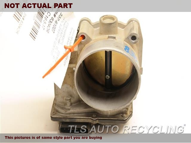 2008 Lexus Gx 470 Throttle Body Assy  THROTTLE