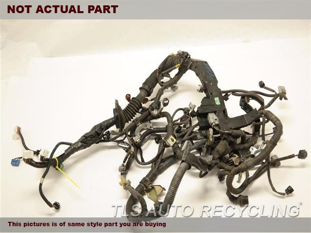 Wiring Harness For Toyota Sequoia : Toyota sequoia engine wire harness