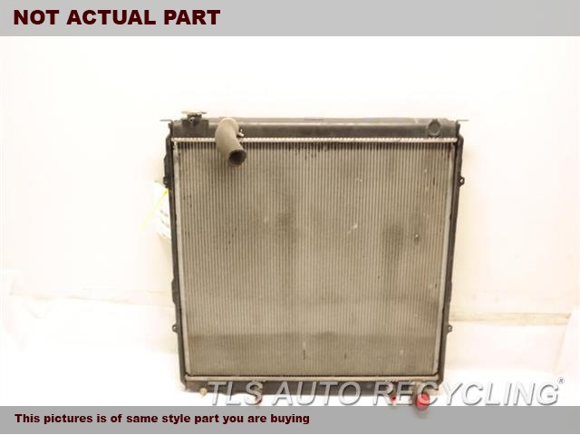 2006 Toyota Sequoia Radiator. (AT), (4.7L, 2UZFE ENGINE)