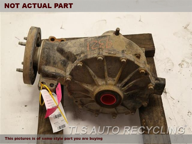 2008 Toyota Sequoia Rear Differential  REAR DIFFERENTIAL  RATIO:4.30