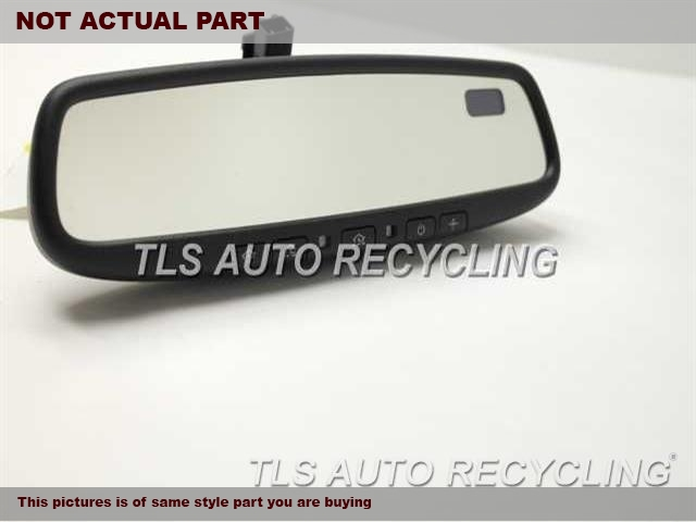 2008 Toyota Sequoia Rear View Mirror Interior.  AUTOMATIC DIMMING