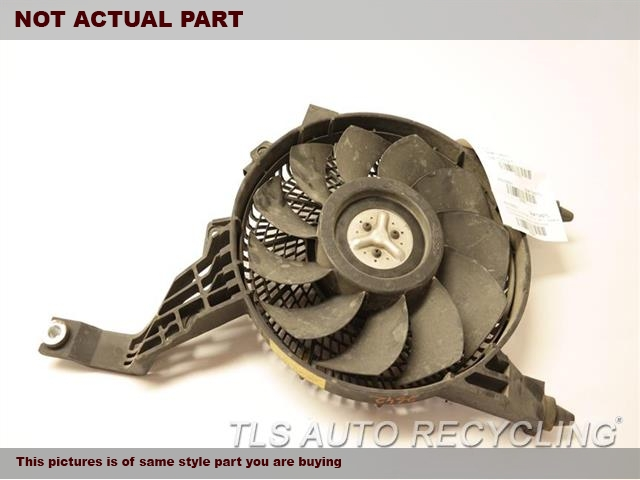 2008 Toyota Sequoia Rad Cond Fan Assy. FAN ASSEMBLY, (CONDENSER)