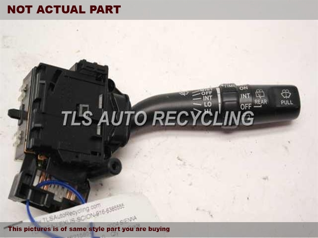 2006 Toyota Sienna Column Switch. WIPER SWITCH 84652-08031