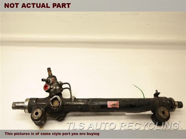 2006 Toyota Sienna Steering Gear Rack. W/O RIGHT INNER BOOT AND OUTER TIE RODSTEERING GEAR RACK 44250-08040