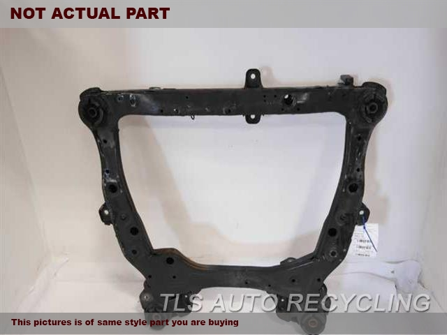 2006 Toyota Sienna Sub Frame. FRONT CROSSMEMBER 51100-08010