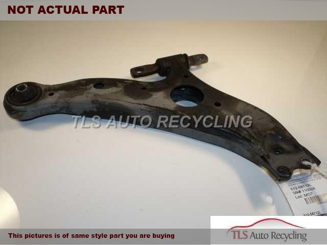 2006 Toyota Sienna Lower Cntrl Arm, Fr. 48069-08020DRIVER FRONT LOWER CONTROL ARM
