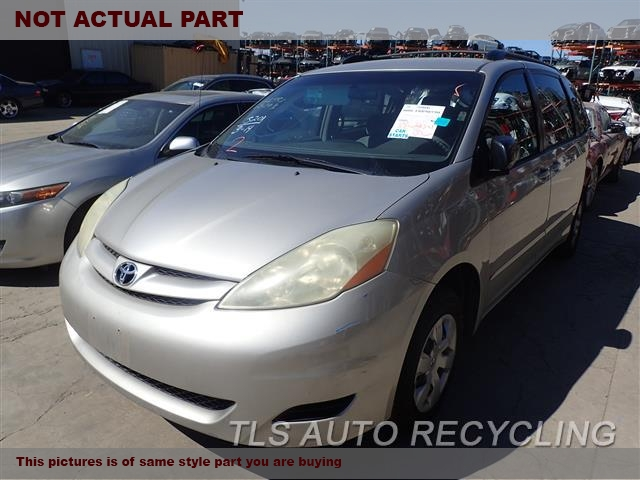 toyota_sienna_2006_car_for_parts_only_299695_01 used oem toyota sienna parts tls auto recycling Toyota Sienna Parts Diagram at gsmx.co
