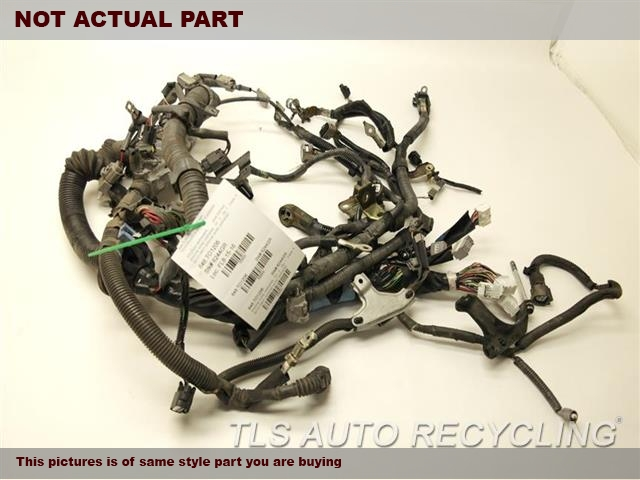 2006 Toyota Sienna Engine Wire Harness. 82121-08071 ENGINE WIRE HARNESS
